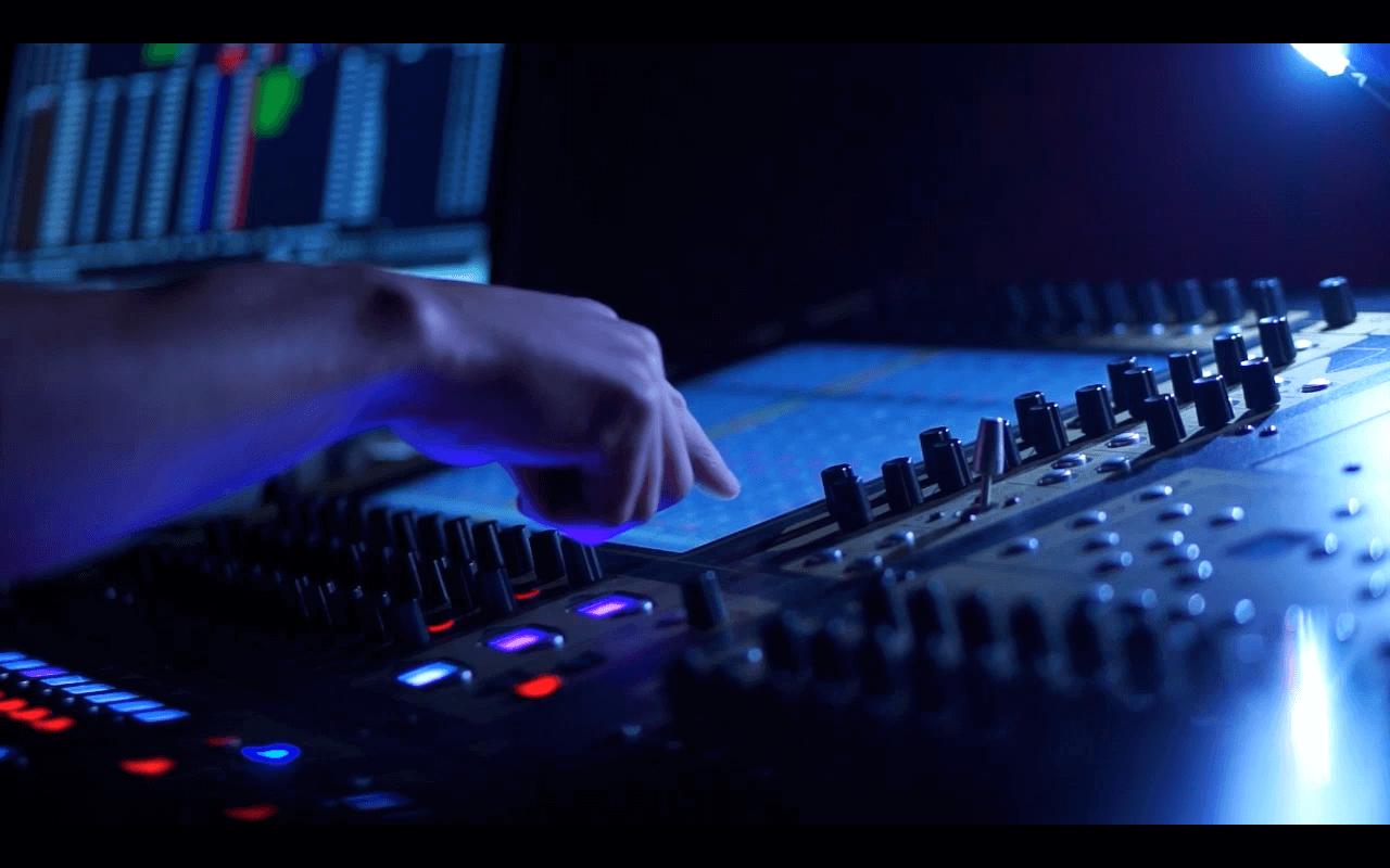 Mastering song in London - Medifit Films