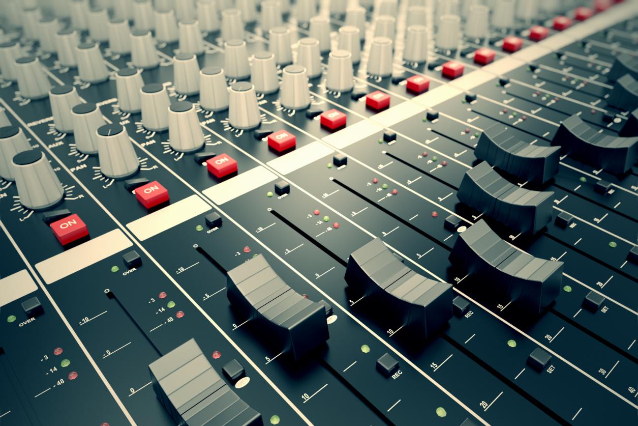 Mastering songs in London - Medifit Films