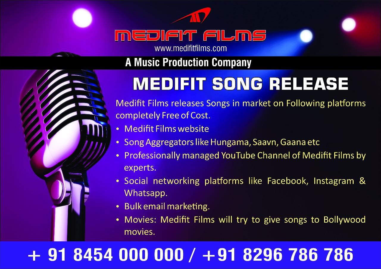 MUSIC DISTRIBUTION – Medifit Films